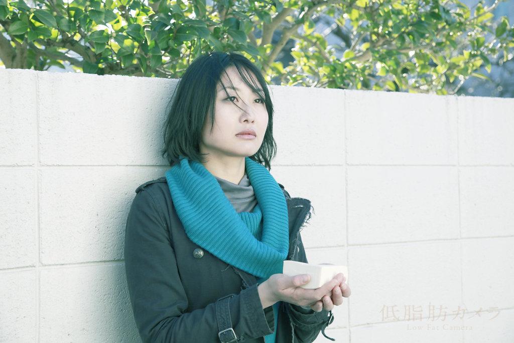 vol.006 豆腐の女